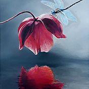 Картины и панно handmade. Livemaster - original item Oil painting May tsvetomir Chernov author. Handmade.