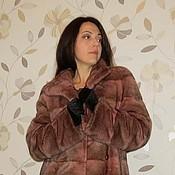 """Одежда ручной работы. Ярмарка Мастеров - ручная работа Шубка """"Розовая пастель"""". Handmade."""