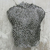 Торс мужской скульптура металл - арт-объект,креативный дизайн