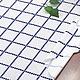Шитье ручной работы. Ткани хлопковые (отдельно и в наборе), Корея. Синий Орнамент. Мария (fabric4u). Ярмарка Мастеров. Хлопок корея