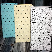 Материалы для творчества handmade. Livemaster - original item The packaging bag with the print