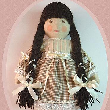 Куклы и игрушки ручной работы. Ярмарка Мастеров - ручная работа Рози, 32 см. Handmade.