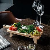handmade. Livemaster - original item Serving Board for serving dishes and snacks RD13. Handmade.