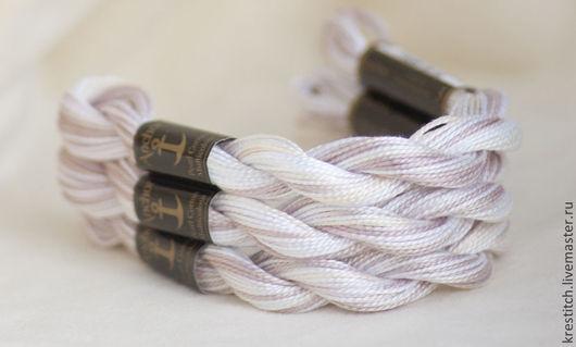 Вышивка ручной работы. Ярмарка Мастеров - ручная работа. Купить Anchor Pearl Cotton №5 Multicolor нити для вышивания. Handmade.