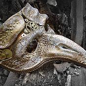 """Субкультуры ручной работы. Ярмарка Мастеров - ручная работа Маска """"Нос турка"""" стимпанк. Handmade."""
