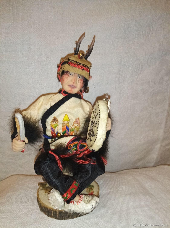 """""""Саман"""",, Народная кукла, Санкт-Петербург,  Фото №1"""