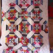 Для дома и интерьера handmade. Livemaster - original item Patchwork, quilted bedspread