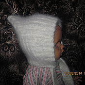 Работы для детей, ручной работы. Ярмарка Мастеров - ручная работа шапочка для малыша №13. Handmade.