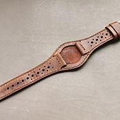 Украшения handmade. Livemaster - original item Hand made watch strap 24 mm. Handmade.