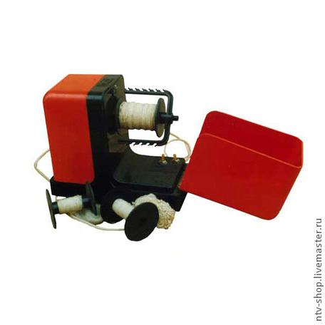 Вязание ручной работы. Ярмарка Мастеров - ручная работа. Купить Электропрялка бытовая типа БЭП 02. Handmade. Рыжий