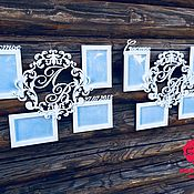 Сувениры и подарки handmade. Livemaster - original item Photo frame with the coat of arms. Handmade.