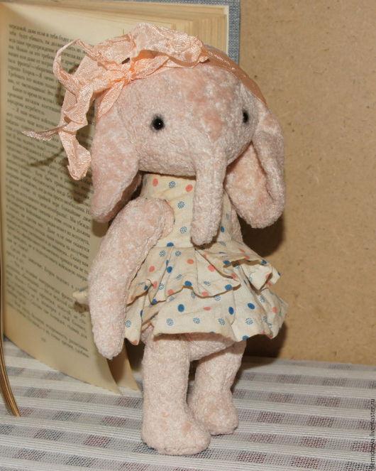 Мишки Тедди ручной работы. Ярмарка Мастеров - ручная работа. Купить Агата. Handmade. Милый подарок, слон, тедди слоник