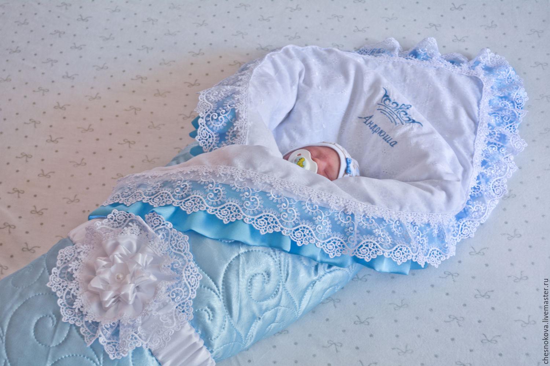Для новорожденного своими руками на выписку