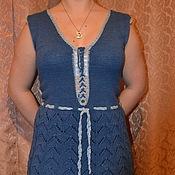 Одежда handmade. Livemaster - original item Dress summer. Handmade.