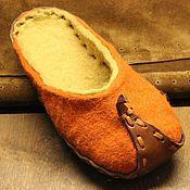 Материалы для творчества ручной работы. Ярмарка Мастеров - ручная работа Подошва для войлочной обуви. Handmade.
