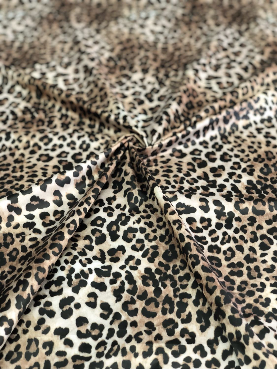 Raincoat fabric ' Classic leopard', Fabric, Taganrog,  Фото №1