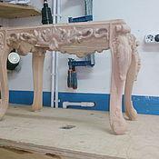 Для дома и интерьера ручной работы. Ярмарка Мастеров - ручная работа Стульчик. Handmade.