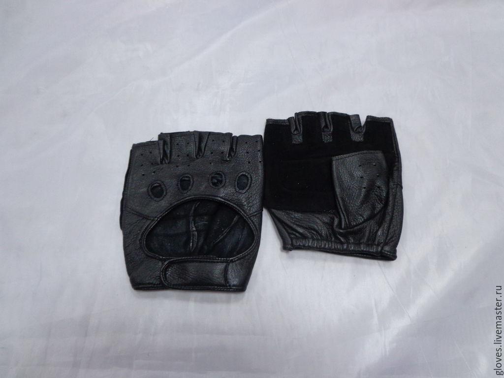 Митенки мужские кожаные классические – купить на Ярмарке Мастеров – 72B67RU | Митенки, Харьков