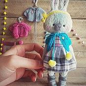 Куклы и игрушки ручной работы. Ярмарка Мастеров - ручная работа Зайка Молли По. Handmade.