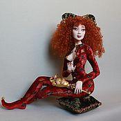 Куклы и игрушки ручной работы. Ярмарка Мастеров - ручная работа Маритана. Handmade.