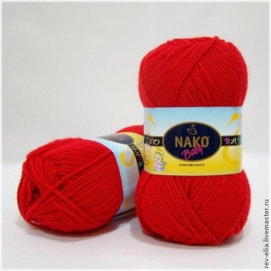 Вязание ручной работы. Ярмарка Мастеров - ручная работа. Купить пряжа Nako Bambino. Handmade. Пряжа, пряжа для ручного вязания