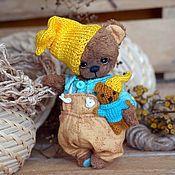 Куклы и игрушки ручной работы. Ярмарка Мастеров - ручная работа Йоки большой и Йоки маленький). Handmade.