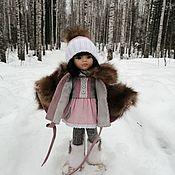 """Одежда для кукол ручной работы. Ярмарка Мастеров - ручная работа Одежда для кукол Паола Рейна """"Модница"""". Handmade."""