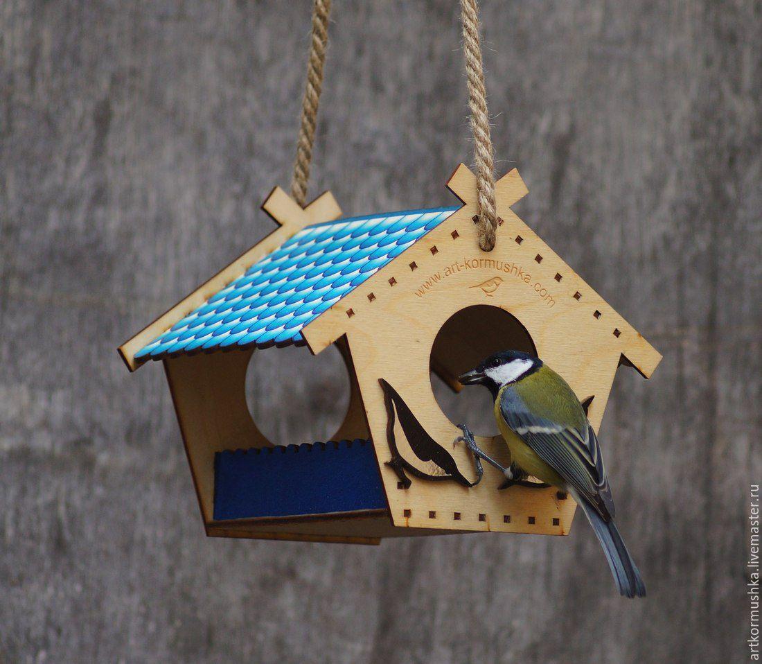 Картинки как делать кормушку для птичек