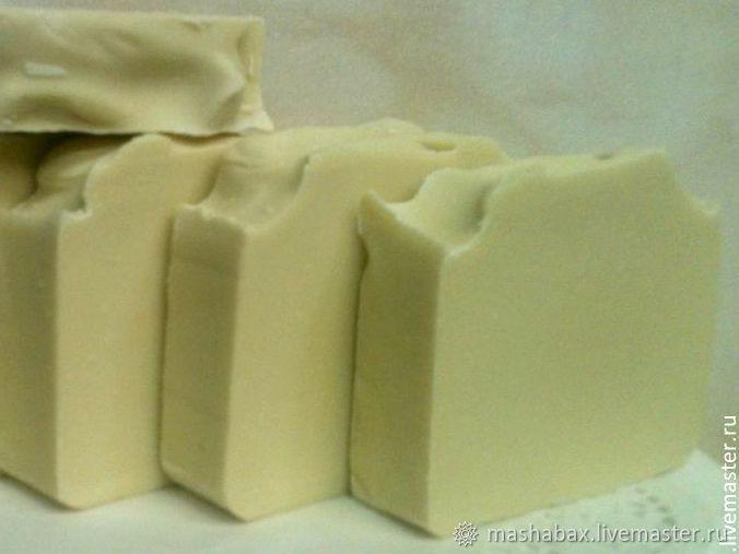 Olive soap from scratch, Soap, Krasnodar,  Фото №1