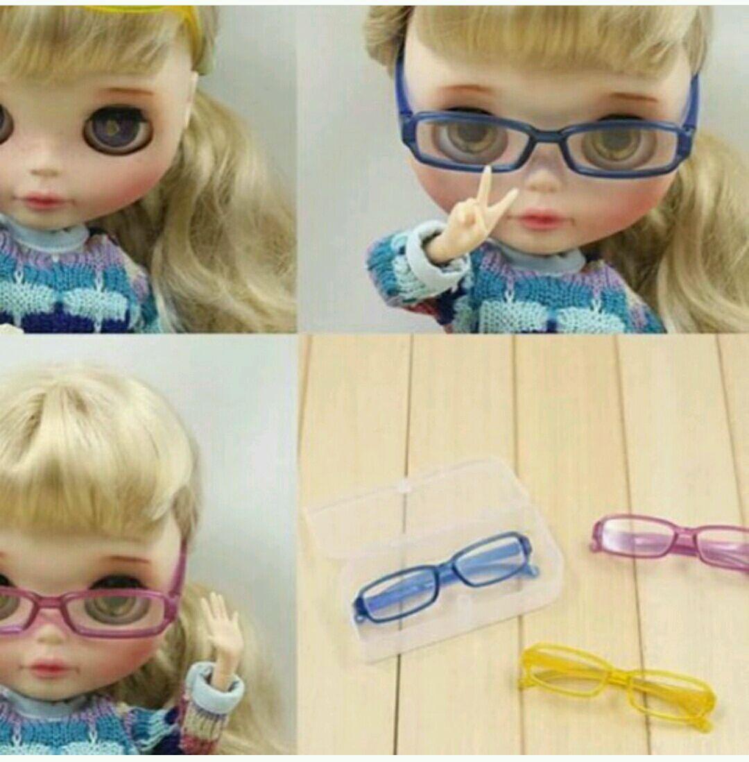 Очки для кукол