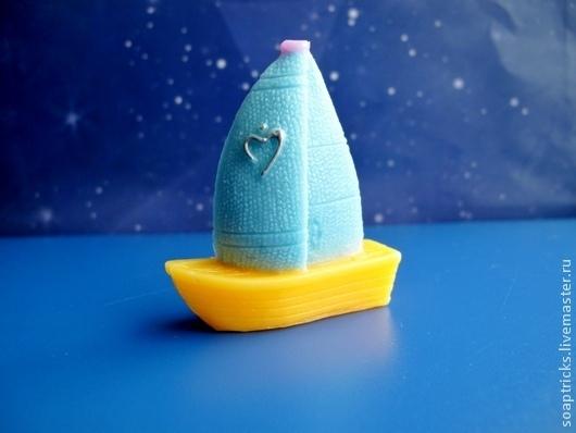 Мыло ручной работы. Ярмарка Мастеров - ручная работа. Купить Мыло Кораблик. Handmade. Кораблик, мыло сувенирное, подарок на новый год