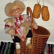 Куклы и игрушки ручной работы. Ярмарка Мастеров - ручная работа Домовенок (домовой). Handmade.