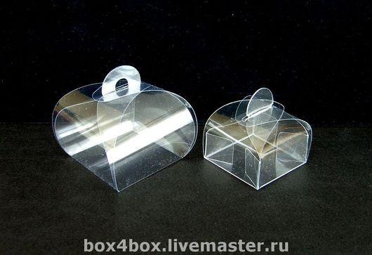 Упаковка ручной работы. Ярмарка Мастеров - ручная работа. Купить Коробочка пластиковая для упаковки подарков, сувениров. Handmade. Упаковка для мыла