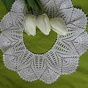 Аксессуары handmade. Livemaster - original item Lace collar No. №16. Handmade.