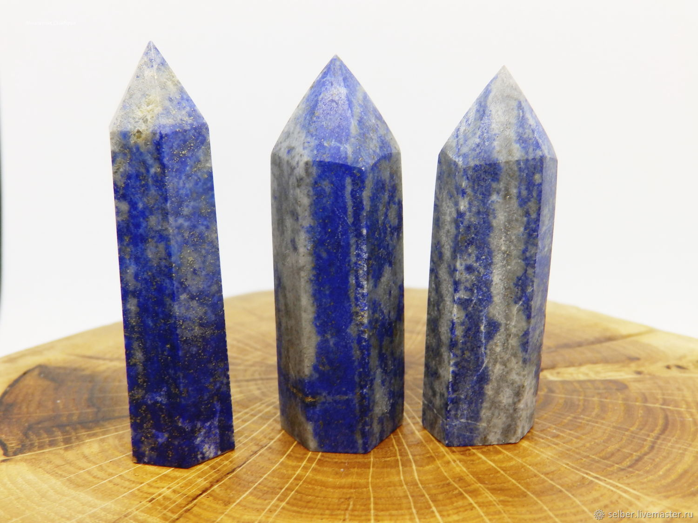 Crystal Frosted Lapis Lazuli, Crystal, Gatchina,  Фото №1