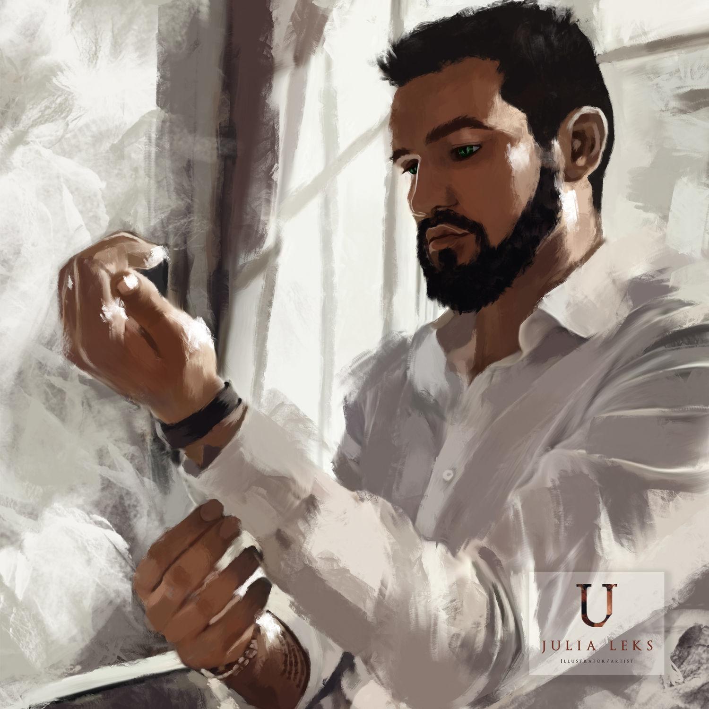 Мужской портрет по фото, Фотокартины, Саратов,  Фото №1