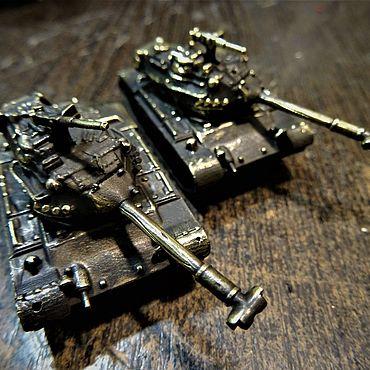 Сувениры и подарки ручной работы. Ярмарка Мастеров - ручная работа Танк M47 Patton II. Handmade.