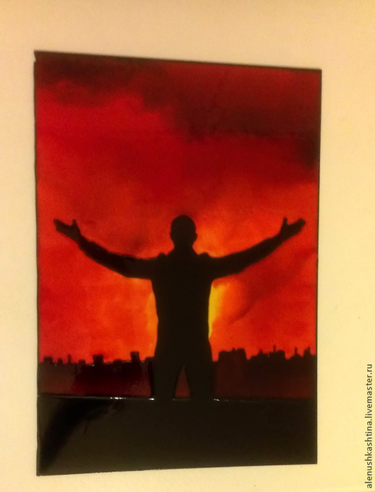 """Фотокартины ручной работы. Ярмарка Мастеров - ручная работа. Купить Рамка """"Леонадзе"""". Handmade. Черный, фоторамка ручной работы, дерево"""