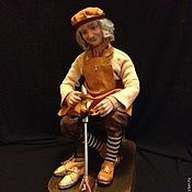 Куклы и игрушки ручной работы. Ярмарка Мастеров - ручная работа Счастливый сапожник. Handmade.