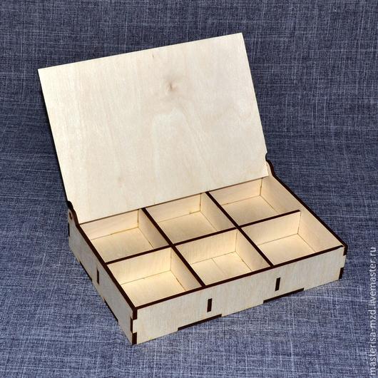 ДД-04-010. Коробочка (органайзер) для мелочей.