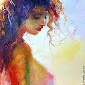 Картины и панно handmade. Livemaster - original item Oil painting - Penelope. Handmade.