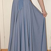 Одежда handmade. Livemaster - original item Skirt with a bow.. Handmade.