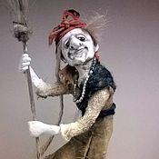 """Куклы и игрушки ручной работы. Ярмарка Мастеров - ручная работа Новая куколка """"Ягушка"""". Handmade."""