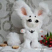 Куклы и игрушки handmade. Livemaster - original item Rabbit Shushik handmade toy. Handmade.