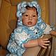Куклы-младенцы и reborn ручной работы. Кукла реборн Юльхен.. Инна Богданова. Ярмарка Мастеров. Генезис, реборн, реборн кукла