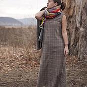 """Одежда ручной работы. Ярмарка Мастеров - ручная работа платье """"Ноябрь"""". Handmade."""