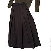 Одежда ручной работы. Ярмарка Мастеров - ручная работа Юбка длинная. Handmade.