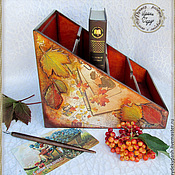 Для дома и интерьера handmade. Livemaster - original item Table Bureau