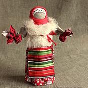 Куклы и игрушки ручной работы. Ярмарка Мастеров - ручная работа Кукла Хозяйка своего дела - делу время!. Handmade.