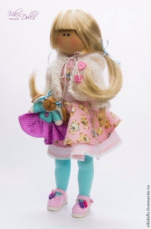 Коллекционные куклы ручной работы. Ярмарка Мастеров - ручная работа. Купить Кукла-Тильда BABY ед. экз.. Handmade.